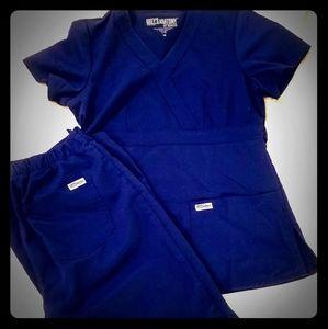 Grey's Anatomy Scrub Set
